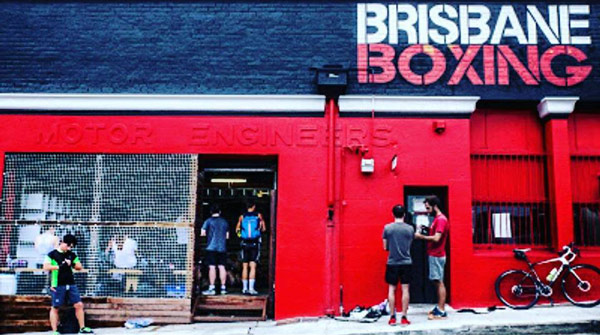 Brisbane Boxing Gym